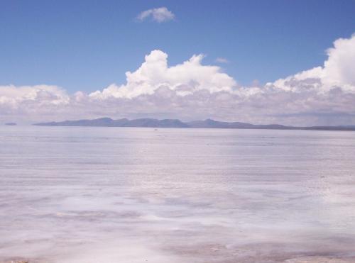 Salar de Uyuni distesainfinita