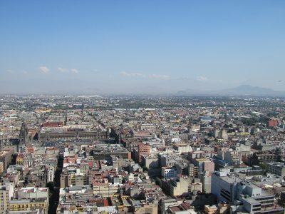 Mexico DF-Città delMessico