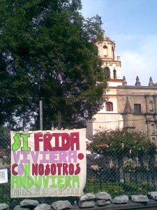 Se Frida fosse ancora viva...
