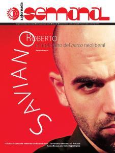 Roberto Saviano Rece Fabrizio Lorusso Jornada