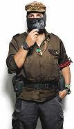 Corte de Caja: Subcomandante Marcos
