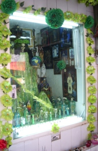 Santa Muerte El altar de donna Queta 079