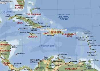 Cartina Geografica Haiti.Aiutare Haiti Ecco Come Lista Completa L America Latina