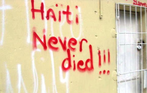HaitiNeverDies