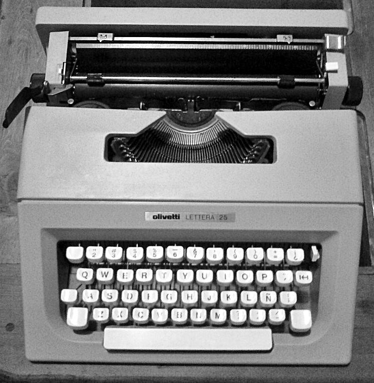 Lettera 25 Due BW