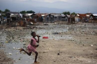 Macerie Haiti foto romina