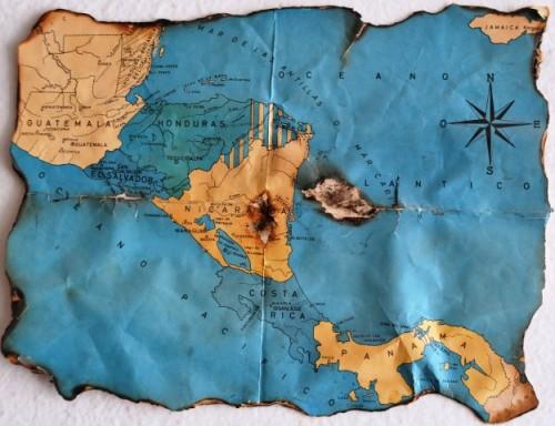 Centroamerica mappa 1