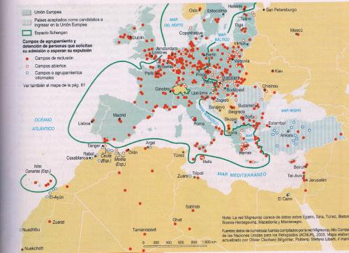 Migración euro le monde