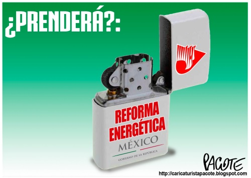 pacote reforma energetica gas petroleo