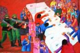 Mural Luciano Cd Juarez 137