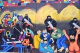 Mural Luciano Cd Juarez 139