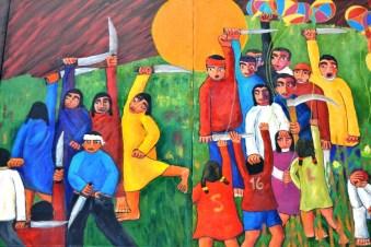 Mural Luciano Cd Juarez 143
