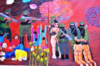 Mural Luciano Cd Juarez 138