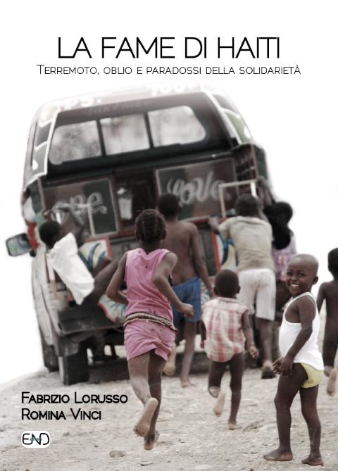 Copertina La fame di Haiti libro vinci lorusso (Small)