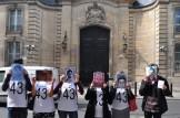 Ayotzinapa Paris Lettera Hollande EPN (1) (Small)