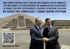 Ayotzinapa Paris Lettera Hollande EPN (11) (Small)