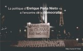 Ayotzinapa Paris Lettera Hollande EPN (7) (Small)
