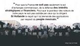 Ayotzinapa Paris Lettera Hollande EPN (9) (Small)