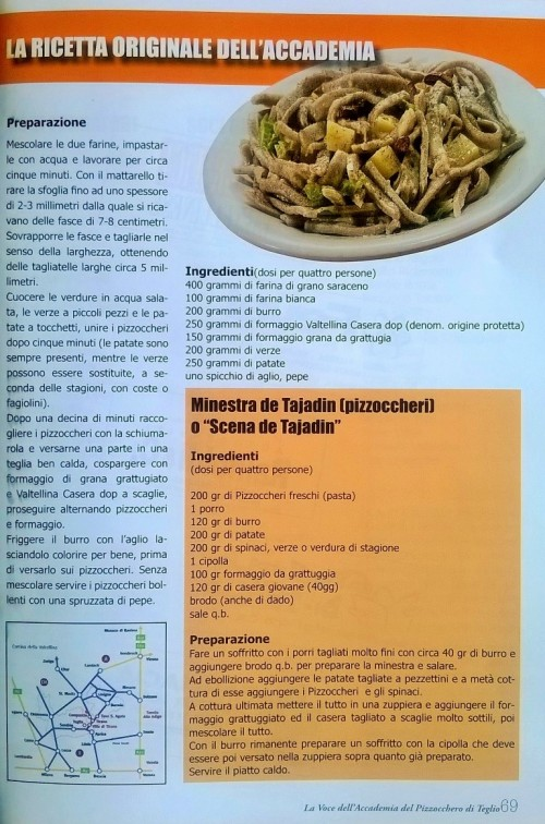 Pizzoccheri Teglio Valtellina Italia Accademia (2)