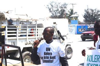 evel fanfan haiti