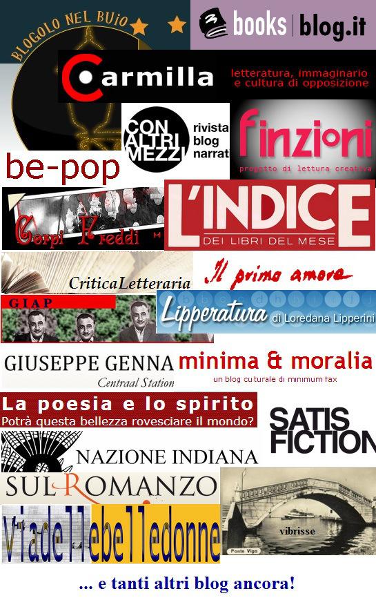 Web Zine e blog letterari Italia costellazione