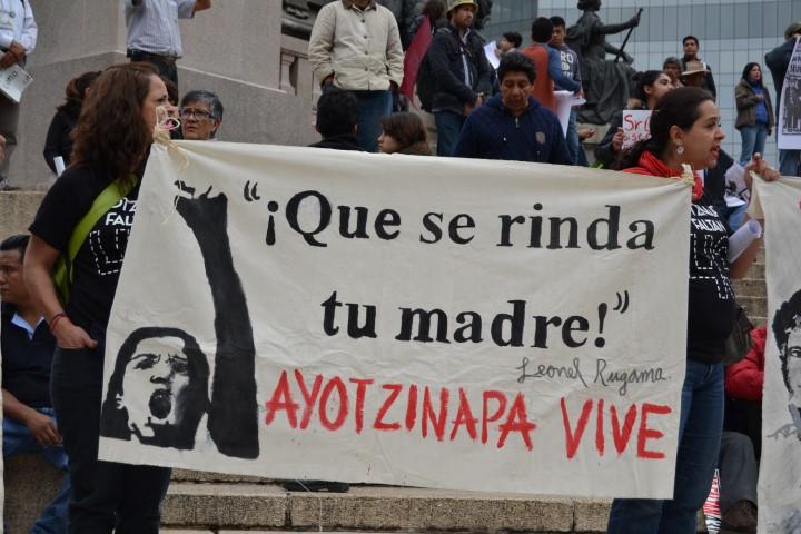 Ayotzinapa 25 S 2015 Mexico City (64) (Small)