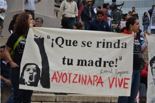Ayotzinapa 25 S 2015 Mexico City (64) (Small)