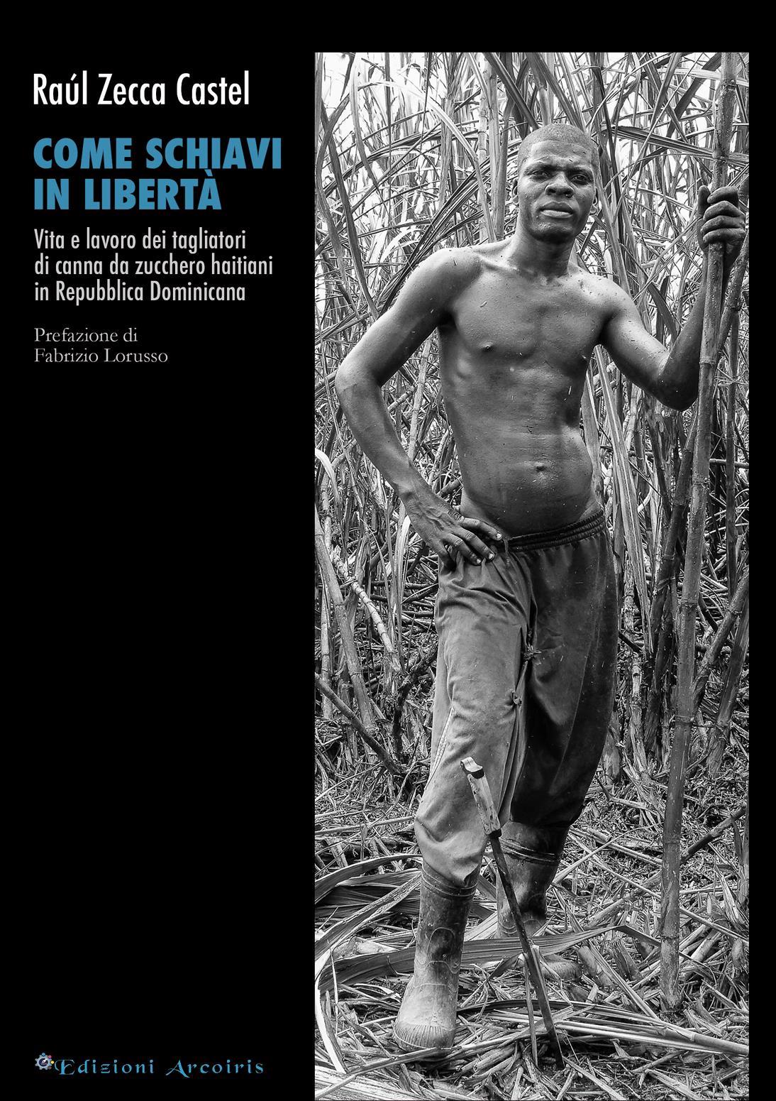 Copertina Come schiavi in libertà