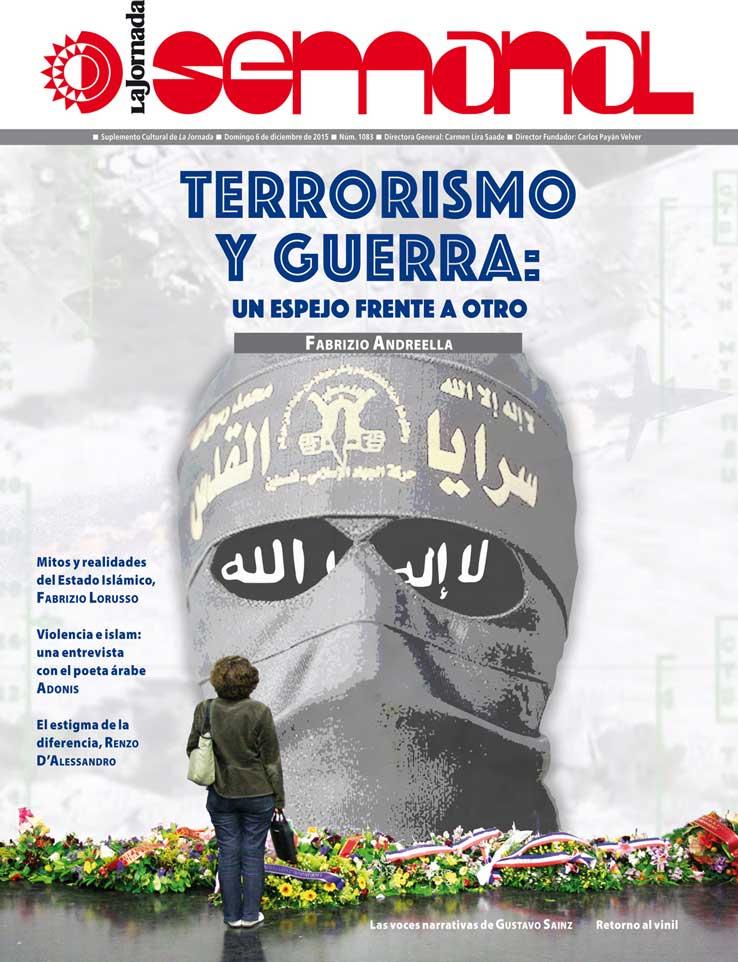 Terrorismo y guerra ISIS SEMANAL-Portada1083