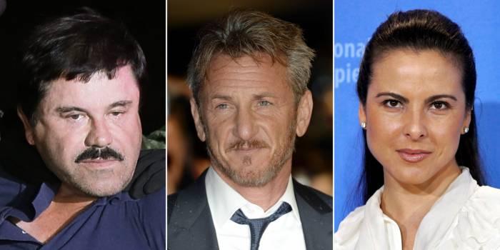 Sean Penn Chapo Kate
