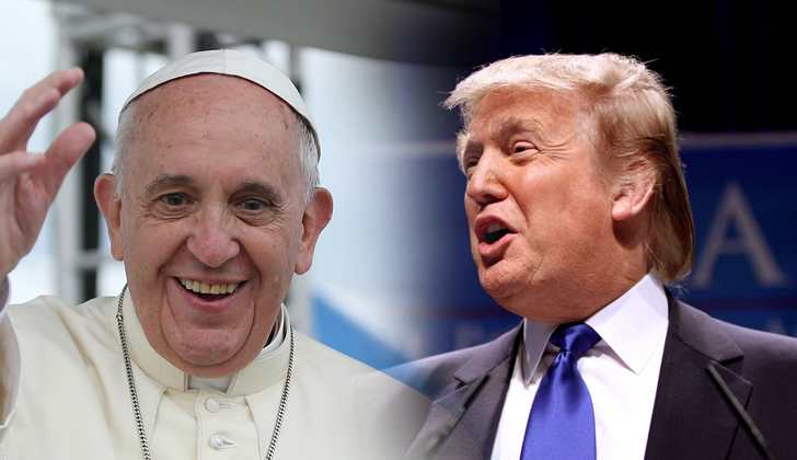donald-trump-papa-francisco