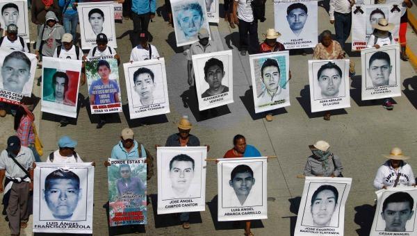 ayotzinapa iguala_normlistas