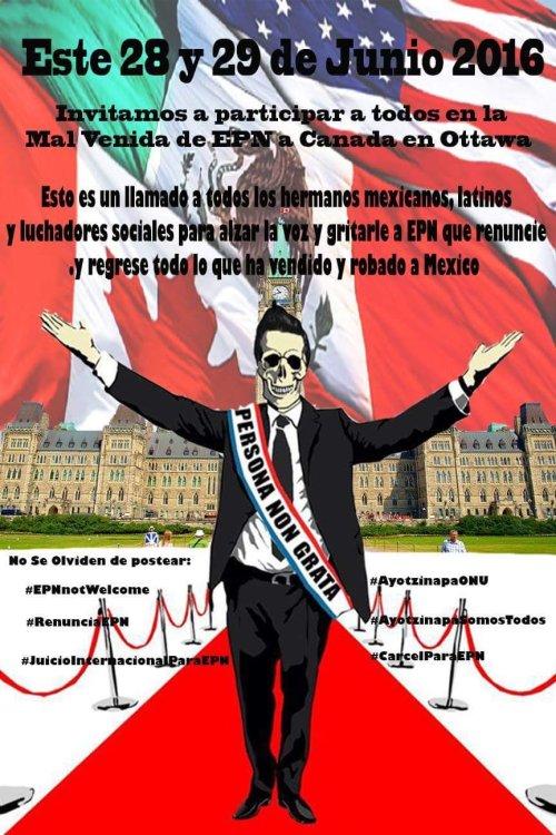 poster canada' EPN