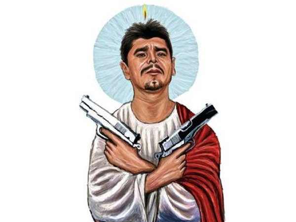 immaginario devoto narco santo