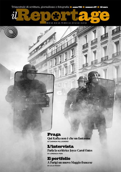 IL REPORTAGE copertina-27
