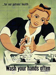 lavarse las manos