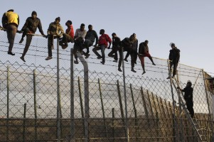 muri migranti