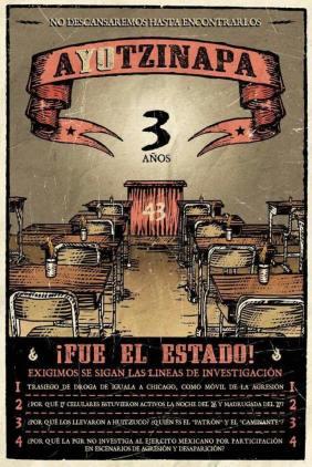 ayotzinapa 3 años 3