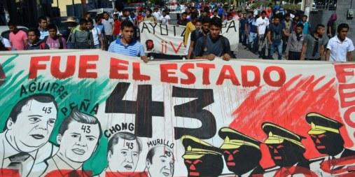 ayotzinapa 3 años