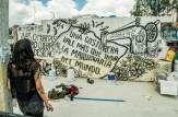 Memorial por las víctimas de la fábrica textil y de las demás fábricas en Chimalpopoca y Bolívar (10)