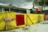 Memorial por las víctimas de la fábrica textil y de las demás fábricas en Chimalpopoca y Bolívar (2)