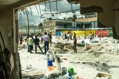 Memorial por las víctimas de la fábrica textil y de las demás fábricas en Chimalpopoca y Bolívar (5)