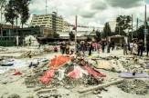 Memorial por las víctimas de la fábrica textil y de las demás fábricas en Chimalpopoca y Bolívar (9)