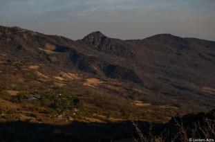 Vista panorámica de La Higuera ©