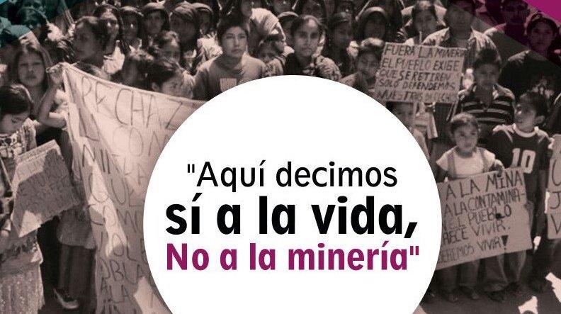 Pueblos-contra-minería