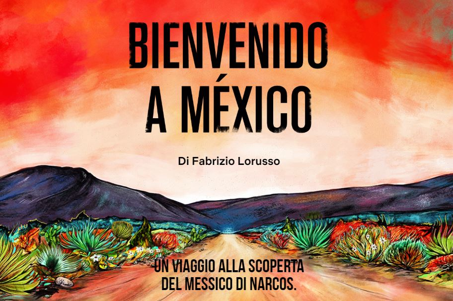 Bienvenido a México The Vision-Netflix