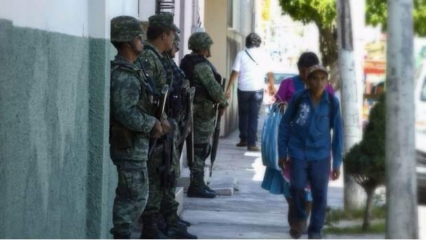 militares mexico