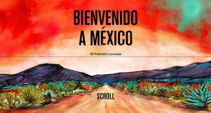 Bienvenido a México portada The vision