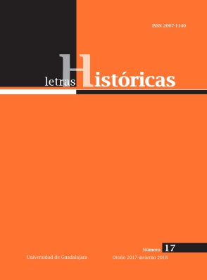 Letras históricas n 17