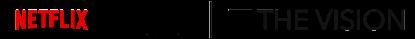 logo netflix the vision narcos